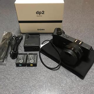 シグマ(SIGMA)のsigma dp2 quattro(コンパクトデジタルカメラ)