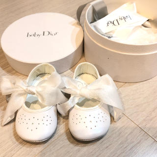 baby Dior - baby dior  first shoes