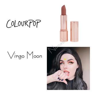 カラーポップ(colourpop)のcolourpop🧜🏻♀️ Virgo Moon(口紅)
