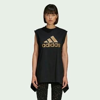 ハイク(HYKE)のアディダス ハイク  ノースリーブTシャツ Mサイズ(Tシャツ(半袖/袖なし))