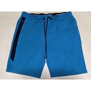 アメリカンイーグル(American Eagle)のAE:アメリカンイーグル アクティブジャージーショートパンツ M ティール:青緑(ショートパンツ)