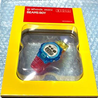 ビームス(BEAMS)のBEAMS BOY 別注 GMN-691 CRAZY新品 未開封(腕時計)