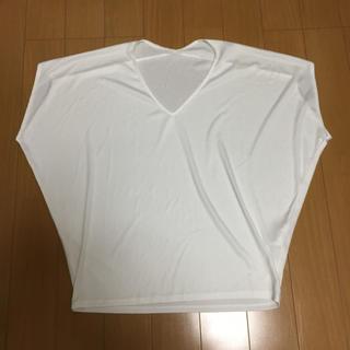 ヴィス(ViS)のVIS ☆ オーバーサイズ ドルマンスリーブ トップス(Tシャツ/カットソー(半袖/袖なし))