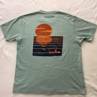 モンベル(mont bell)の【mont-bell】Tシャツ(Tシャツ/カットソー(半袖/袖なし))