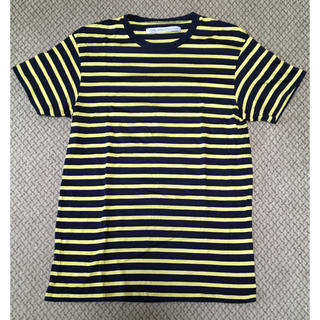 ジョンローレンスサリバン(JOHN LAWRENCE SULLIVAN)のジョンローレンスサリバン 半袖 ボーダー Tシャツ(Tシャツ/カットソー(半袖/袖なし))