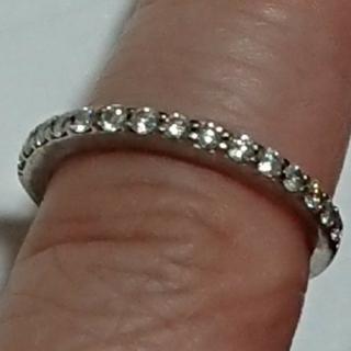ジュエリーマキ(ジュエリーマキ)のダイヤモンドピンキーリング(リング(指輪))