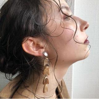トゥデイフル(TODAYFUL)の【値下げ】イヤリング yurika akutsu 片耳(イヤリング)