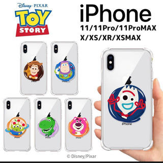 トイストーリー(トイ・ストーリー)のトイストーリー4 iPhoneケース(iPhoneケース)