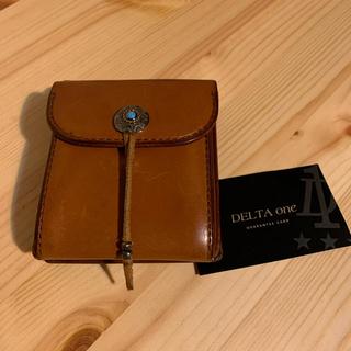 ゴローズ(goro's)の全てゴローズ 二つ折り財布 デルタワン購入(折り財布)