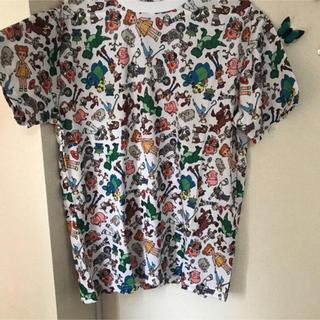トイストーリー(トイ・ストーリー)のトイストーリーTシャツ(Tシャツ(半袖/袖なし))