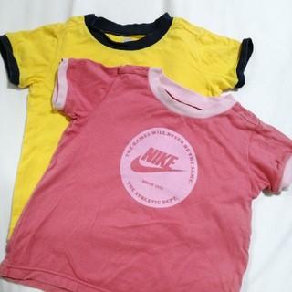 NIKE - NIKEベビーTシャツ2枚セット