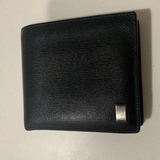 ダンヒル(Dunhill)のdunhill財布(折り財布)