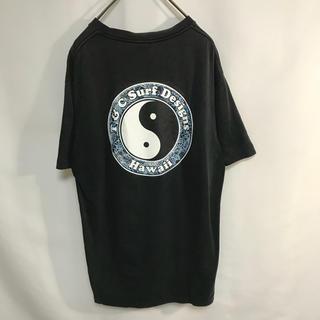 タウンアンドカントリー(Town & Country)の古着 80' タウンアンドカントリー プリント tシャツ T&C Surf(Tシャツ/カットソー(半袖/袖なし))