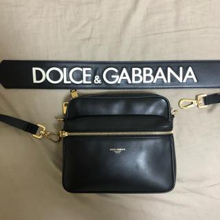 ドルチェアンドガッバーナ(DOLCE&GABBANA)のdolce&gabbana ショルダーバッグ メンズ(ショルダーバッグ)