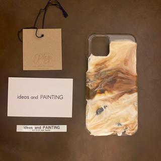 プラージュ(Plage)のideas and PAINTING × plage  iPhoneケース(iPhoneケース)