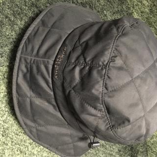 バーバリー(BURBERRY)のBURBERRY☆GOLF  帽子 黒(その他)