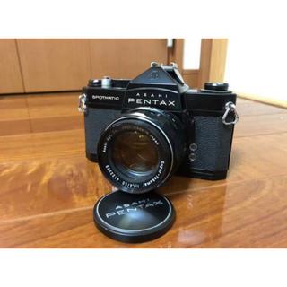 PENTAX - PENTAX SP ブラックボディ TAKUMAR 50mm/F1.4