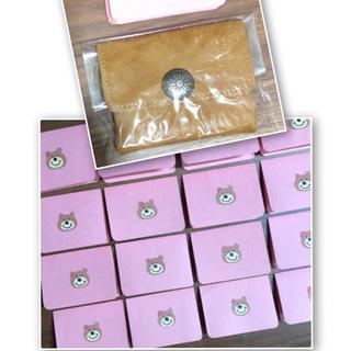 ハンドメイド メッセージカード カードケース付(カード/レター/ラッピング)