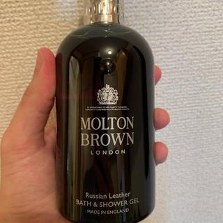 モルトンブラウン(MOLTON BROWN)のモルトンブラウン  ロシアンレザー シャワージェル(ボディソープ/石鹸)