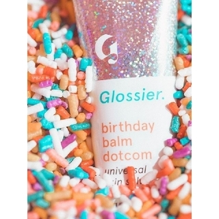 セフォラ(Sephora)の☆一番人気☆【Balm Dotcom】birthday★glossier★(リップケア/リップクリーム)