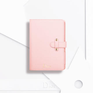 クリスチャンディオール(Christian Dior)のDior * ノベルティ * 手帳 * ピンク(ノート/メモ帳/ふせん)