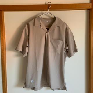 ジーユー(GU)のGU エヴァンゲリオン オープンカラーシャツ(シャツ)