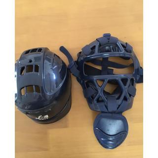 ゼット(ZETT)のソフトボール 捕手用 セット(防具)