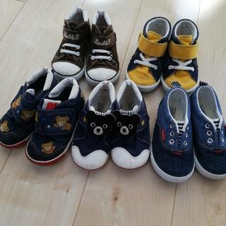 ミキハウス(mikihouse)のミキハウス 靴 シューズ 15 14.5 セット(スニーカー)