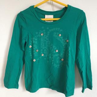 ディーゼル(DIESEL)の【新品同様】DIESEL ロングTシャツ 90㎝(Tシャツ/カットソー)