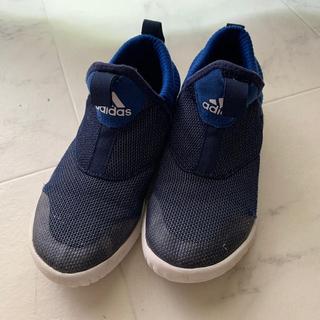 アディダス(adidas)のadidasスニーカー 18cm(スニーカー)