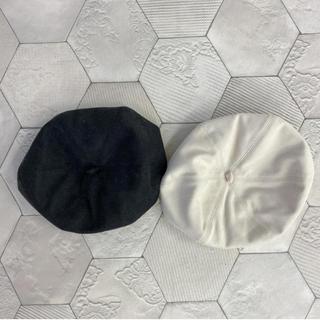 ワンアフターアナザーナイスクラップ(one after another NICE CLAUP)のベレー帽(ハンチング/ベレー帽)