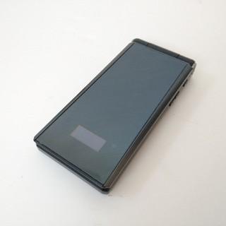 フジツウ(富士通)のdocomo F-07F ブラック 8/11 ②007(携帯電話本体)