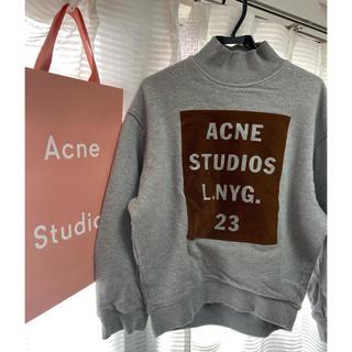 アクネ(ACNE)のAcne studios (アクネストゥディオズ) ロゴスウェット(スウェット)