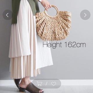 レディメイド(LADY MADE)の【新品/未使用】LADYMADE マルチプリーツドッキングスカート(ロングスカート)