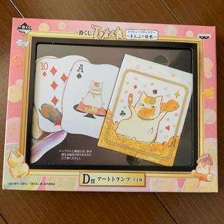 バンプレスト(BANPRESTO)の夏目友人帳 トランプ(カード)