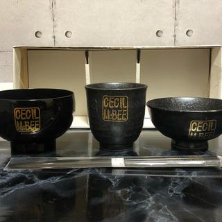 セシルマクビー(CECIL McBEE)のレア物! セシルマクビーの食器セット(食器)