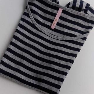 ピーチジョン(PEACH JOHN)の【PEACH JOHN】ボーダーTシャツ(Tシャツ(半袖/袖なし))