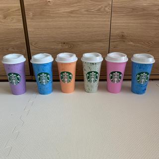 スターバックスコーヒー(Starbucks Coffee)のスターバックス リユーザブルカップ ホット用(タンブラー)