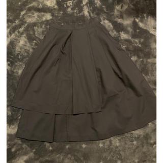 バーニーズニューヨーク(BARNEYS NEW YORK)のスカート 膝下 ディレクトワール(ロングスカート)