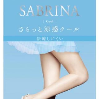 Sabrina - 【6足セット】サブリナ さらっと涼感クールパンスト ヌードベージュ L-LL