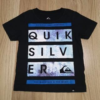 クイックシルバー(QUIKSILVER)のQUIKSILVER 100cm(Tシャツ/カットソー)