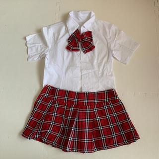 ハロウィン コスチューム 制服 大人 Mサイズ(衣装)