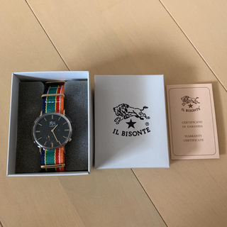イルビゾンテ(IL BISONTE)の【イルビゾンテ】腕時計(腕時計(アナログ))