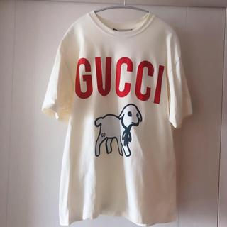 グッチ(Gucci)の【底値】GUCCI グッチ Tシャツ(Tシャツ/カットソー(半袖/袖なし))