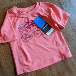 パタゴニア(patagonia)の新品 patagonia capilene1ベビーTシャツ(Tシャツ)