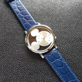 ディズニー(Disney)の電池ベルト交換済 ミッキーウォッチ ディズニーウォッチ クオーツ(腕時計(アナログ))