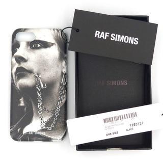 最終セール!Raf Simons iPhone ケース ラフシモンズ パンク