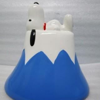 スヌーピー(SNOOPY)の新品、未使用 スヌーピー陶器 貯金箱(置物)