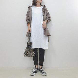 シマムラ(しまむら)のプチプラのあや シャツジャケット(ミリタリージャケット)