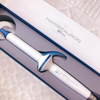 リュミエールブラン(Lumiere Blanc)のヘアビューロン 3DPlus(ヘアアイロン)